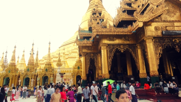 Travelogue: A Bengali at Large in Old and New Burma