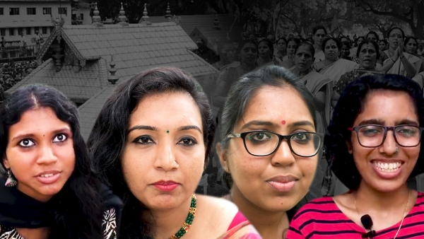 What do the women of Kerala think about women being allowed into the Sabarimala temple?