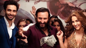 A still from <i>Baazaar</i>.