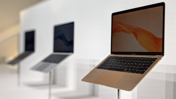 Apple has reintroduced the MacBook Air to its lineup.