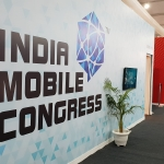 Day 1 of the India Mobile Congress was all about 5G.