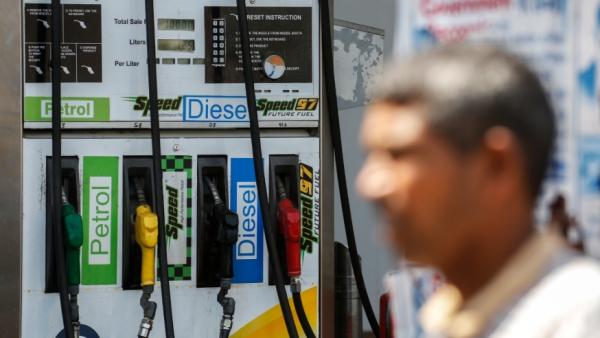 A fuel pump on strike.