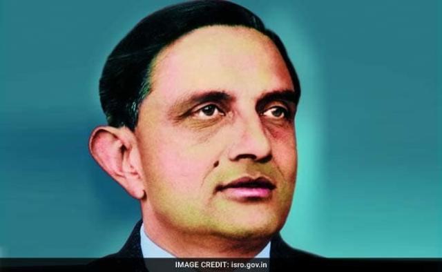 Vikram Sarabhai.