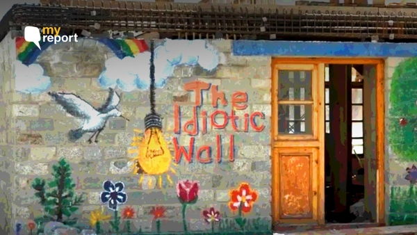 Relax Guys, the Famous '3 Idiots Wall' is Not Getting Razed