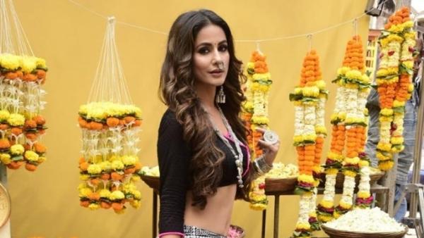 Hina Khan as Komolika.