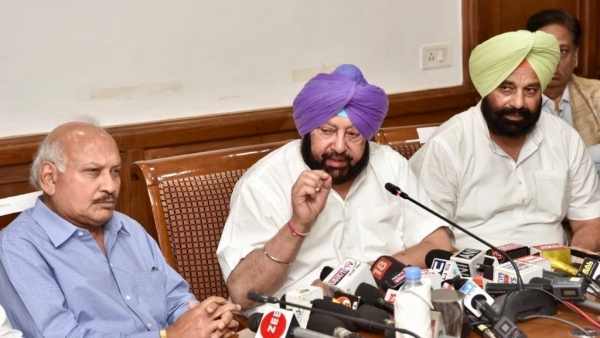 Sympathies With Farmers But Law is Law: Punjab CM on Crop Burning