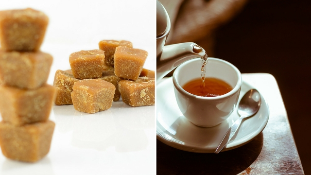 Sweeten your beverages with natural options like honey or jaggery. (Photo: iStock)