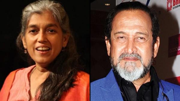 Ratna Pathak Shah and Mahesh Manjrekar star in <i>Selection Day</i>.