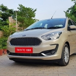 2018 Ford Aspire First-Drive Review: Worthy Dzire & Amaze Rival