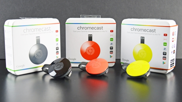 The Google Chromecast is due for an upgrade.