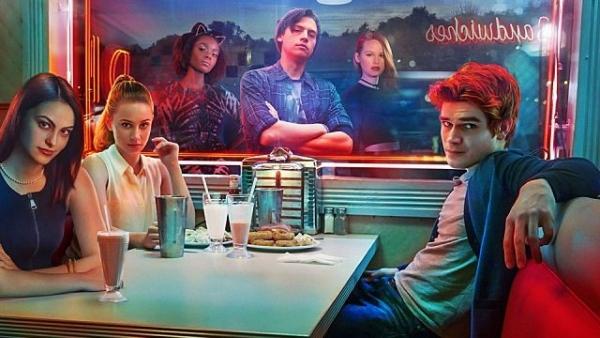 A poster of <i>Riverdale</i>.