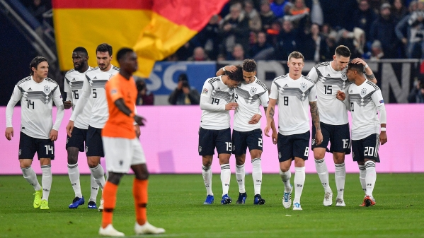 Germany's Nightmare Continues, Dutch Enter Nations League Final 4