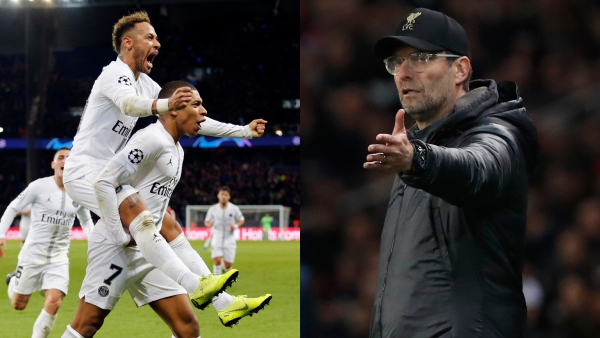 PSG's 2-1 win over Liverpool on 28 November has set up a photo-finish in Group C in the UEFA Champions League.