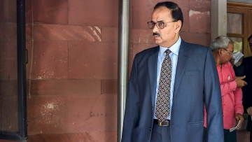 File image of CBI Director Alok Verma.