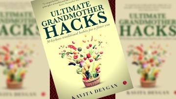 Cover of Kavita Devgan's book.