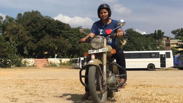 Vyshali Sagar – Bold and brilliant