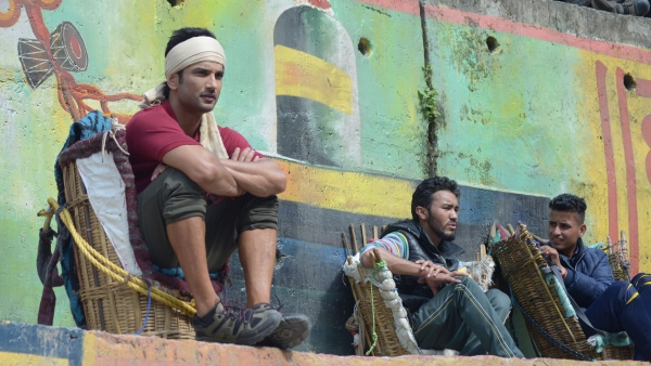 The song Namo Namo introduces Sushant Singh Rajput's character.