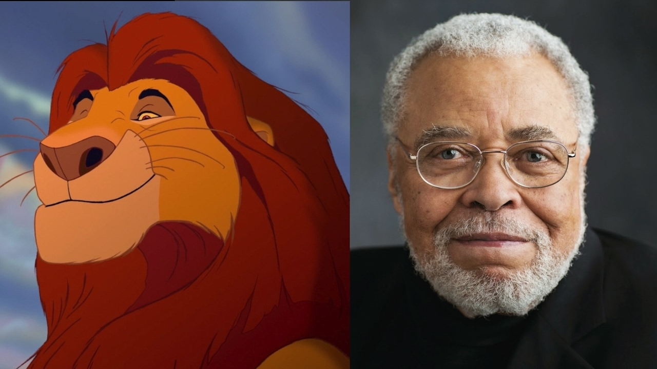 James Earl Jones as Musafa