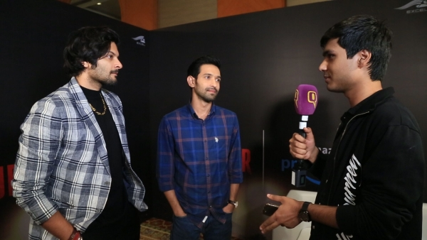 Ali Fazal and Vikrant Massey talk to us about their new show <i>Mirzapur</i>.