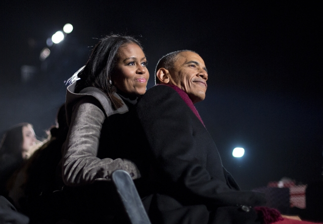 Michelle met Barack when both were at the Chicago law firm Sidley Austin LLP. She was initially his adviser.