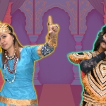 Untold stories of Ramayan explored in sign language by hearing impaired actors.