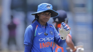 You don't tell Mithali Raj she can't.