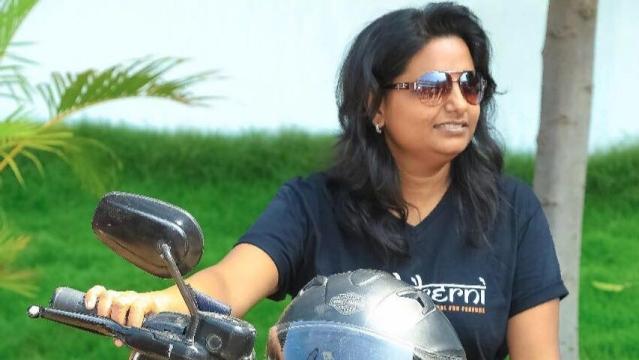 Jai Bharathi – Captain and anchor