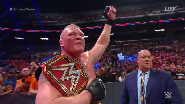WWE Survivor Series: Clean Sweep For Team Raw vs SmackDown Live