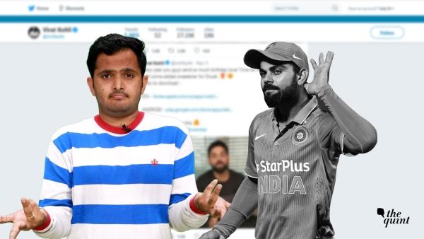 Dear Virat Kohli, You Can't Take Away Fans' Freedom of Choice