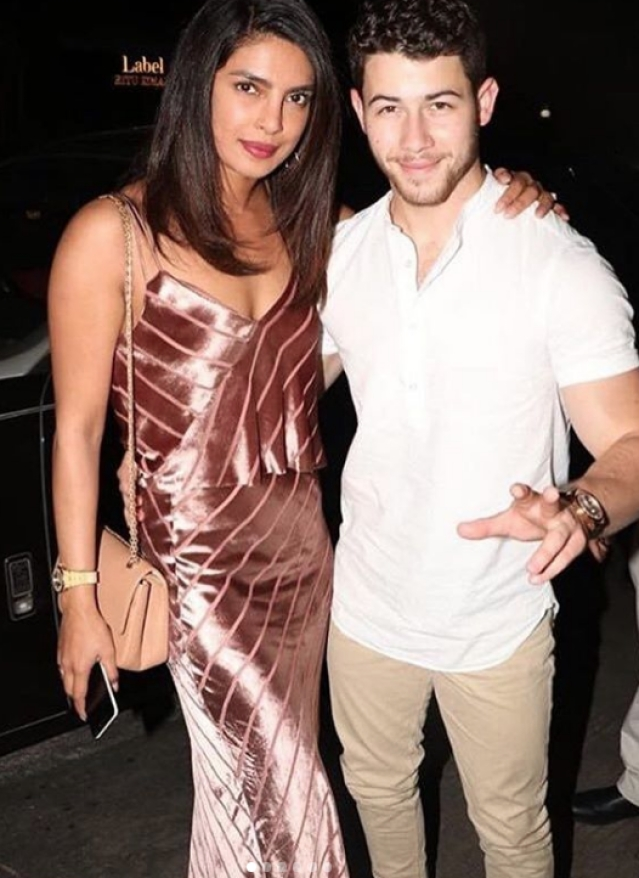 Priyanka & Nick, the couple is all set for their 'forever-after'.