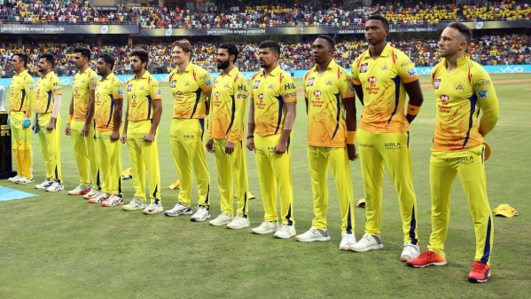Defending champions Chennai Super Kings have retained  23 players from the previous edition.