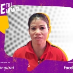 Olympic boxer Mary Kom speaks on <b>The Quint's</b> 'Me, the Change' campaign.