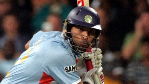 Yuvraj Singh scored 70 runs off 30 balls against Australia in the semi-final of the 2007 World T20.