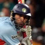 Yuvraj Singh scored 70 runs off 30 balls against Australia in the semi-final of the 2007 World T20.