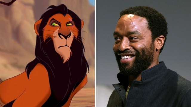 Chiwetel Ejiofor as Scar