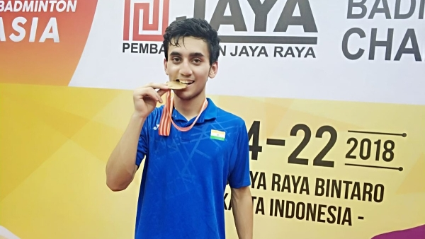 Indian singles player Lakshya Sen won his match on Thursday but the team went onto lose the tie 3-1 to South Korea.