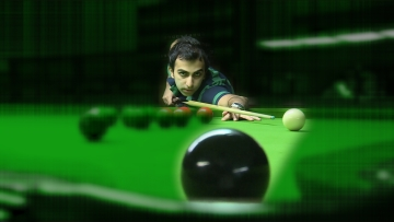 Pankaj Advani has won a record 21st World title by winning the long and short formats of the IBSF World Billiards Championships.