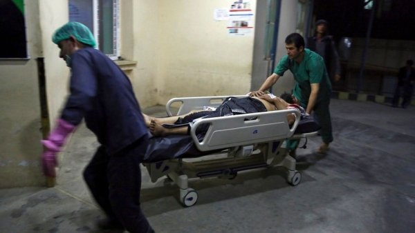 50 Killed, 83 Wounded as Suicide Bomber Targets Clerics in Kabul