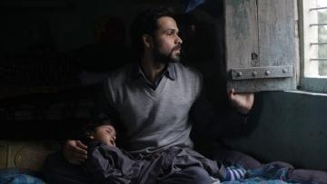 Emraan Hashmi in a still from  <i>Tigers.</i>