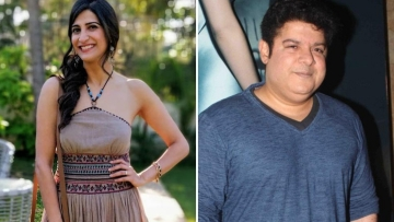 Aahana Kumra speaks up against Sajid Khan.
