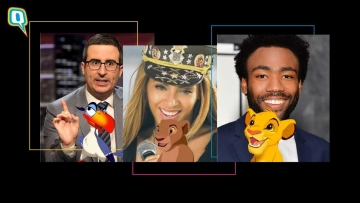 The Lion King From Beyonce To John Oliver Voices Behind