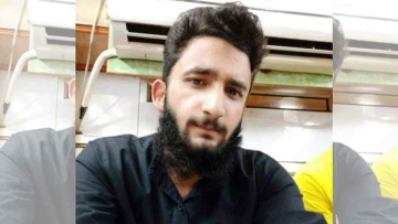 Srinagar District Police have begun scanning the CCTV footage to know if Ehtisham Bilal had arrived in the Valley on 28 October.