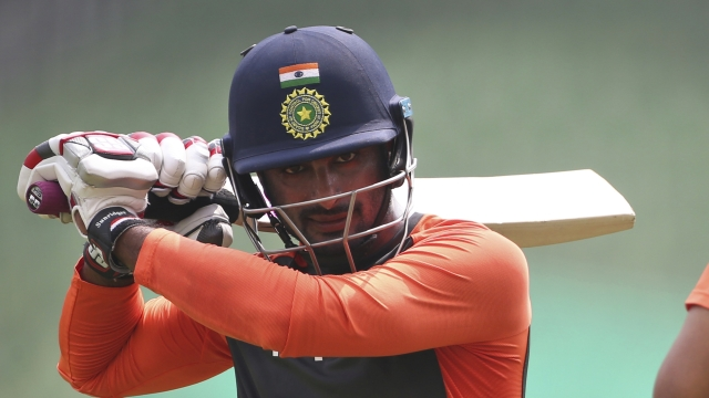Ambati Rayudu was India's third-highest run-scorer in the five-match ODI series against the Windies.