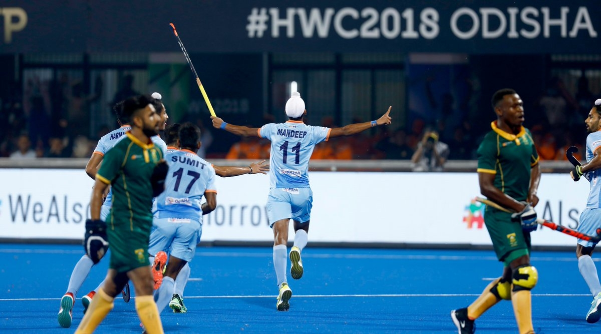 Hockey World Cup kicks off in India today