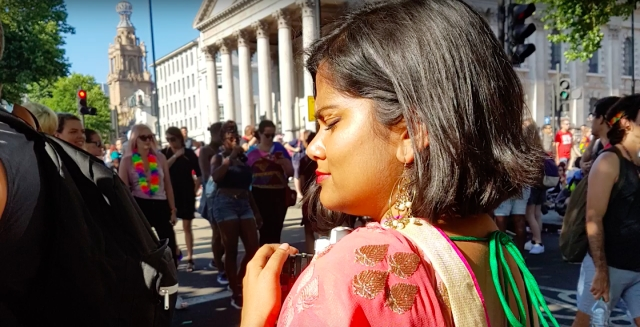 I loved London Pride till I became more aware of my identity and the skin I live in.