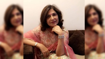 Fifty-three-year-old fashion designer Mala Lakhani was found dead at her residence in Vasant Kunj, Delhi.