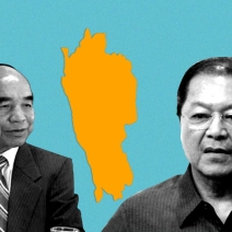 The fight for the Mizoram 2018 state assembly elections will predominantly be between the Lal Thanhawla-led Congress and the Mizo National Front (MNF) under its leader, Zoramthanga.