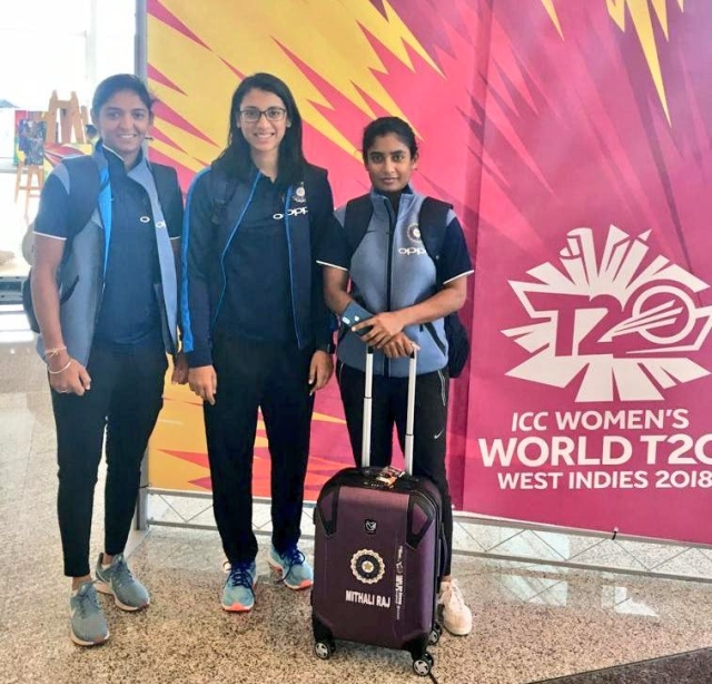 India's batting rests on the trusted shoulders of Kaur, Mandhana and Raj