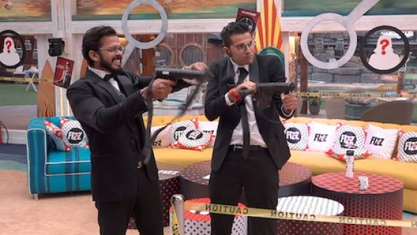 A moment from <i>Bigg Boss 12</i>.