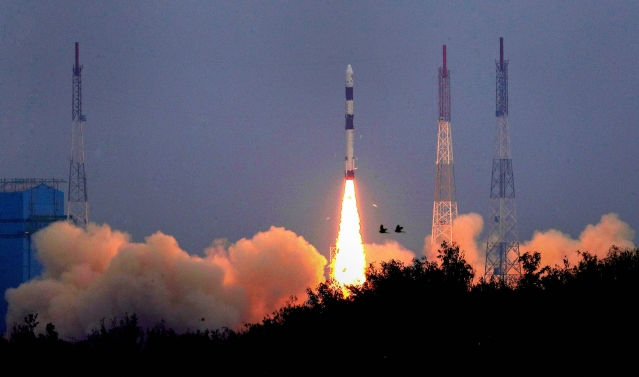 ISRO  successfully launched PSLV-C43 on Thursday, 29 November which carries 30 co-passengers satellites from eight countries in Sriharikota.